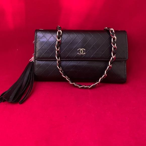 219870c2bcad CHANEL Bags | Ready Black Woc Revamp | Poshmark